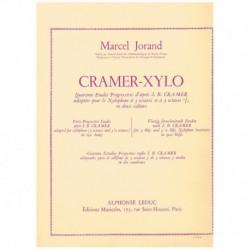 Jorand, Marc Cramer-Xylo. 40 Estudios Progresivos para Xilofono Vol.2