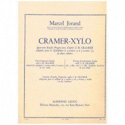 Jorand. Cramer-Xylo. 40...