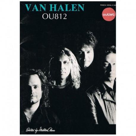 Van Halen. OU812 (Piano/Voz/Guitarra)
