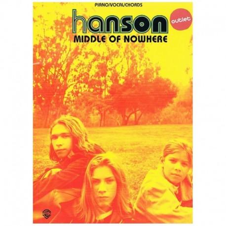 Hanson. Middle of Nowhere (Piano/Voz/Guitarra)