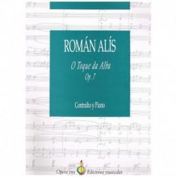 Alis. O Toque Da Alba Op.7 (Contralto) (Canto y Piano)