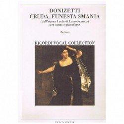 Donizetti, Gaetano. Cruda,...