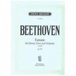 Beethoven. Fantasia Op.80...