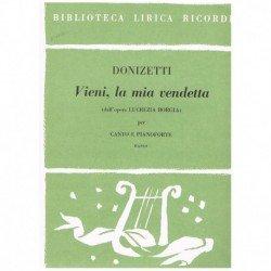 Donizetti, Gaetano. Vieni,...