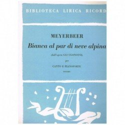 Meyerbeer, Giacomo. Bianca...