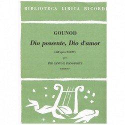 Gounod, Charles. Dio...