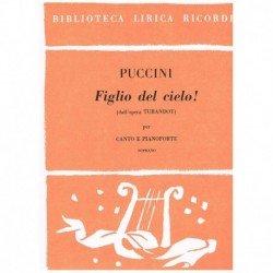 Puccini, Giacomo. Figlio...