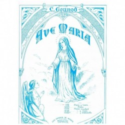 Gounod, Charles. Ave Maria...
