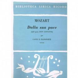 Mozart. Dalla Sua Pace (Don...