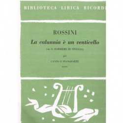 Rossini, Gioacchino. La...
