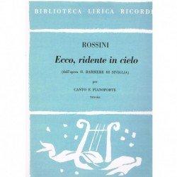 Rossini, Gioacchino. Ecco...