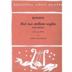 Rossini, Gioacchino. Dal...