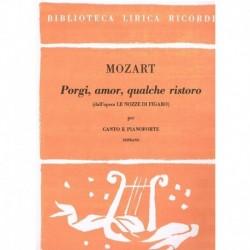 Mozart. Porgi, Amor,...