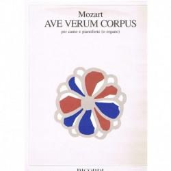 Mozart. Ave Verum Corpus...
