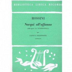 Rossini, Gioacchino. Nacqui...