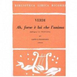 Verdi, Giuseppe. Ah, Forse...