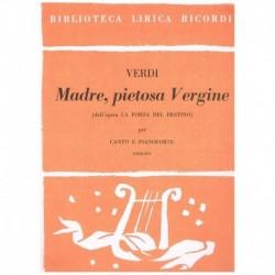 Verdi, Giuseppe. Madre,...