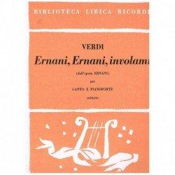 Verdi, Giuseppe. Ernani,...