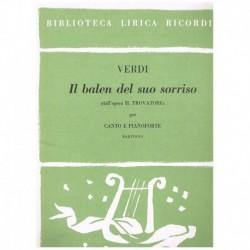 Verdi, Giuseppe. IL Balen...