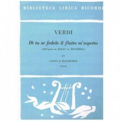 Verdi, Giuseppe. Di Tu Se...