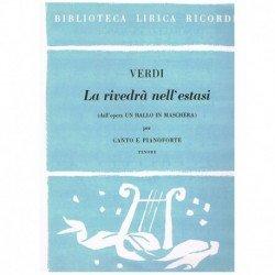 Verdi, Giuseppe. La Rivedra...