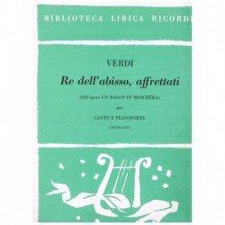 Verdi, Giuseppe. Re...