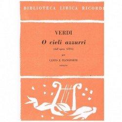 Verdi, Giuseppe. O Cieli...