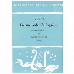 Verdi, Giuseppe. Parmi...