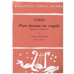 Verdi, Giuseppe. Pura...