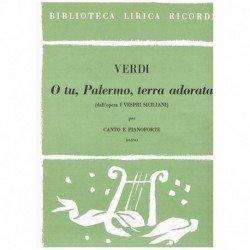 Verdi, Giuseppe. O Tu,...