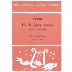 Verdi, Giuseppe. Un Dí,...