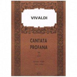 Vivaldi, Antonio. Cantata...