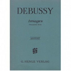 Debussy. Images Vol.2