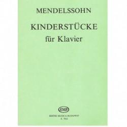 Mendelssohn. Pieza para...