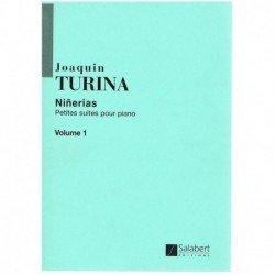 Turina. Niñerias Vol.1