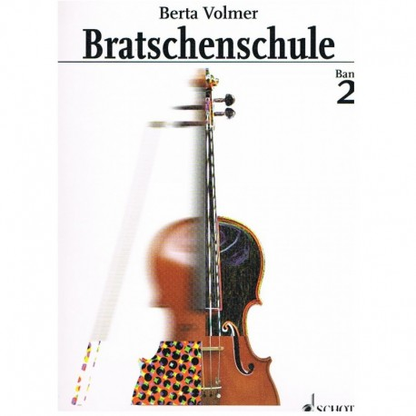 Volmer, Bert Escuela de la Viola Vol.2