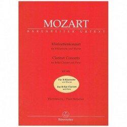 Mozart. Concierto Sib Mayor...