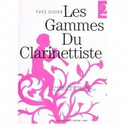 Didier, Yves. Les Gammes Du...