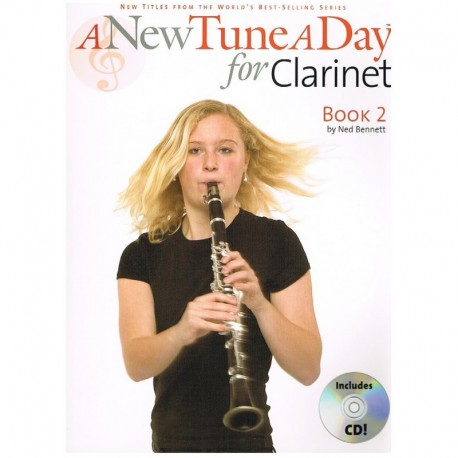 Bennet. A new tune a day Vol.2 (Clarinet)