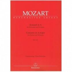 Mozart. Concierto en La Mayor KV.622 (Clarinete SIb)