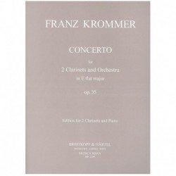 Krommer. Concierto Op.35...
