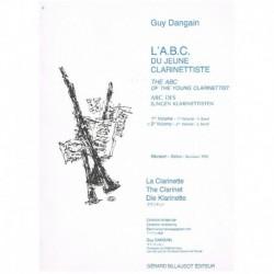 Dangain. El ABC del Joven Clarinetista Vol.2
