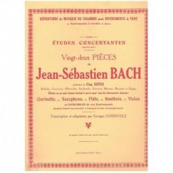 BILCL0207 Estudios Concertantes (Clarinete)