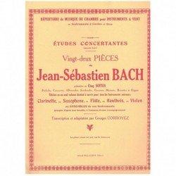 Bach,J.S. Estudios...