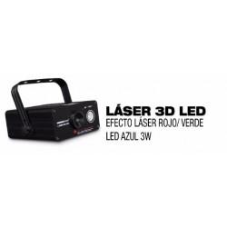 AMS Laser 3D LED.