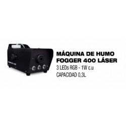 Máquina de humo AMS Fogger 400 Láser