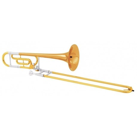King Trombón tenor en Sib/Fa 608F Legend
