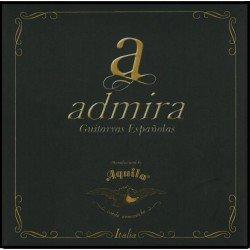CUERDAS ADMIRA DE GUITARRA CLaSICA BY AQUILA