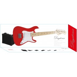 Pack guitarra electrica Junior DAYTONA tipo Stratocaster