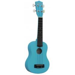 Ukelele Soprano DAYTONA Azul Claro UK211AC